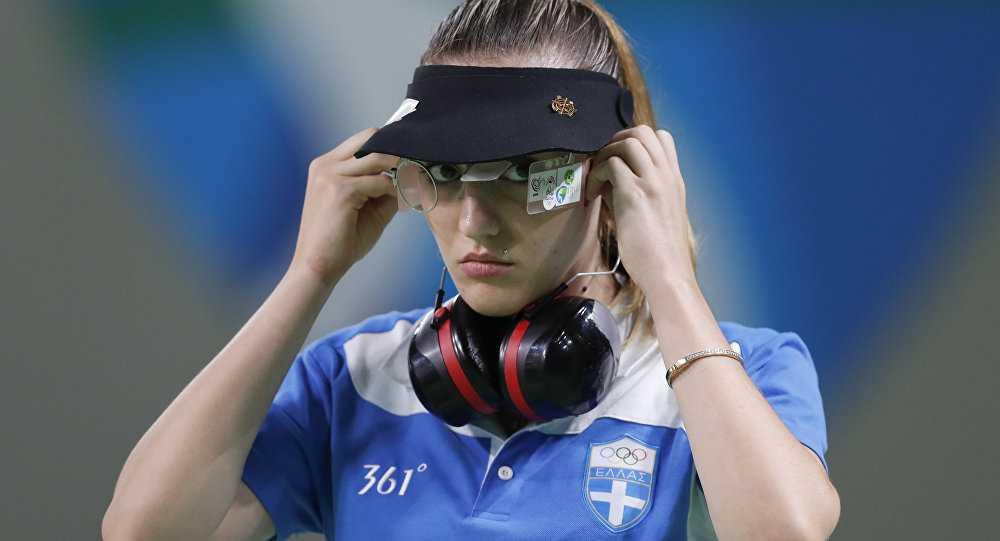 Χρυσό μετάλλιο η Άννα Κορακάκη στο Μινσκ