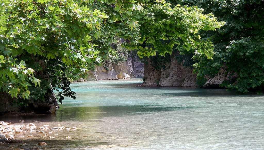 Αποτέλεσμα εικόνας για Αχέροντας ο ποταμός