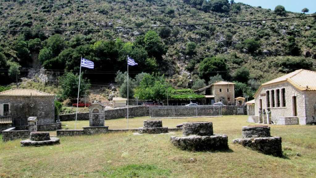 Στην τελική ευθεία η αποκατάσταση της οικίας Μπούση στον ιστορικό χώρο Σουλίου