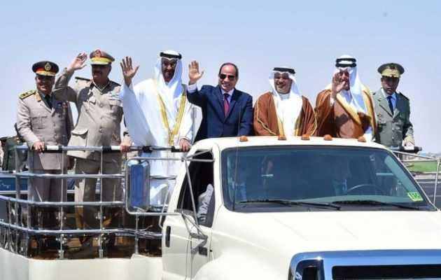Λιβυκές φυλές: Καλούμε την Αίγυπτο να απελευθερώσει τη Λιβύη από ...