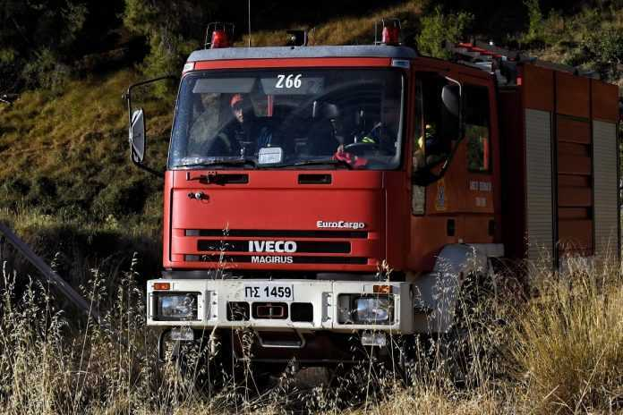 Ήπειρος: Σε ετοιμότητα για πυρκαγιές στην Ήπειρο